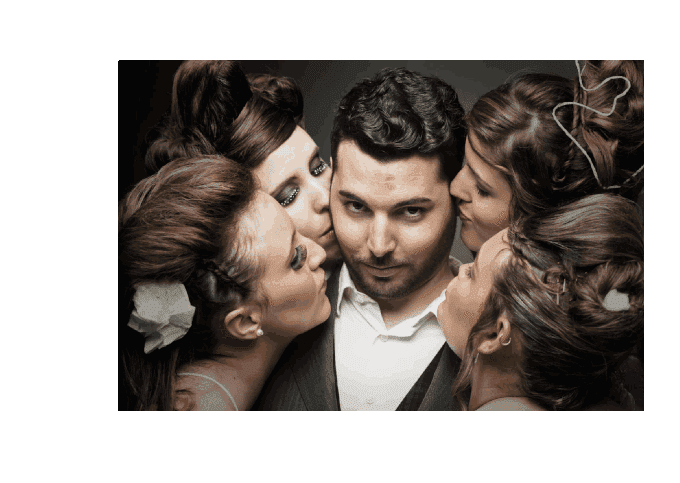Relatos Eroticos, Encuentros Casuales